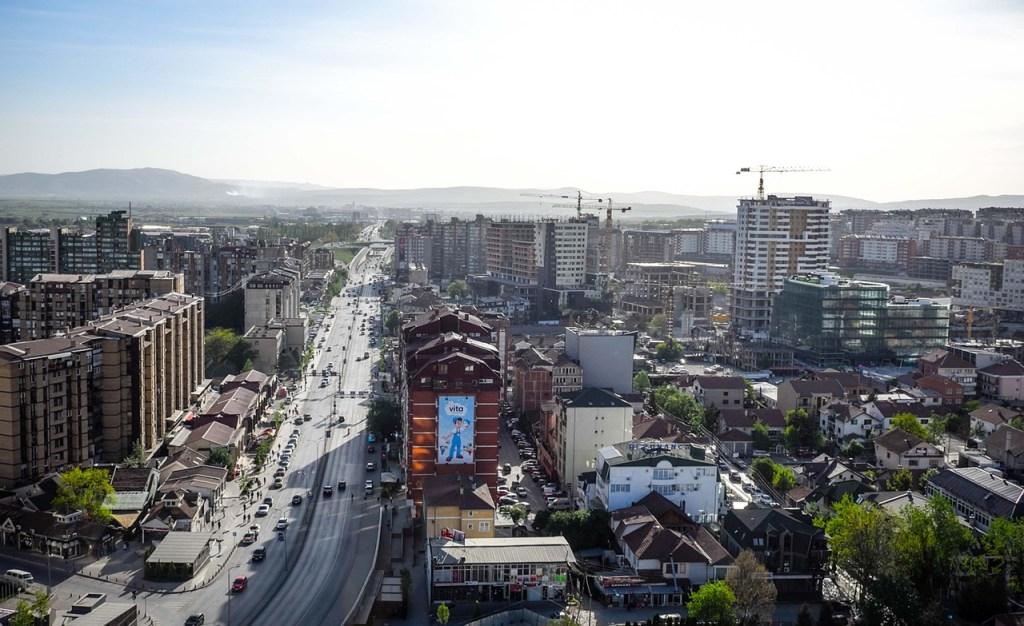 Kosovo Pristina Storby rejser