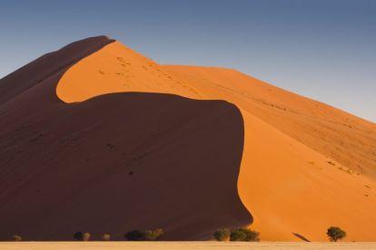 Namibia Namib Ørkenen Sossusvlei Rejser