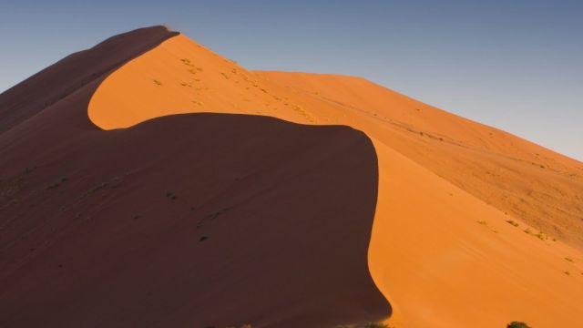 Namibia Namib Desert Sossusvlei Travel