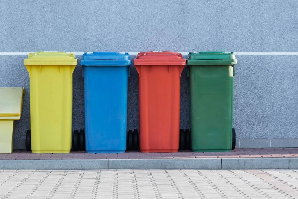 Affald, miljø
