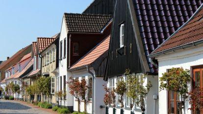 Tyskland Slesvig Schleswig Huse Rejser
