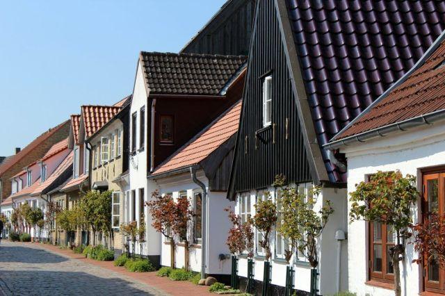 Germania Schleswig Schleswig Houses Travel