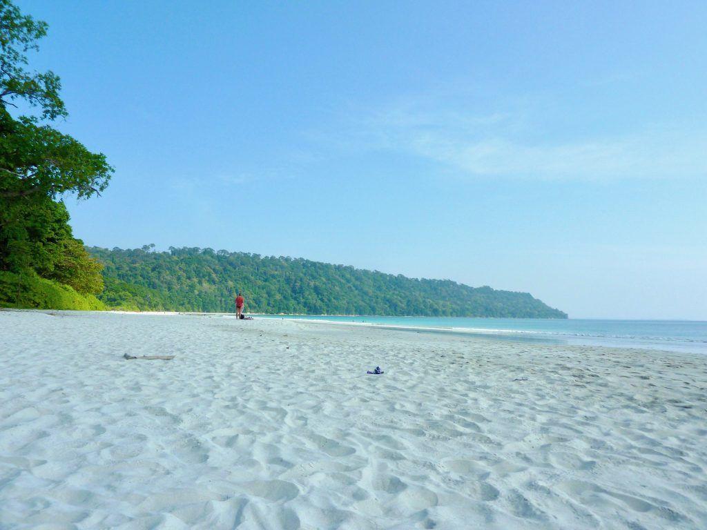Indien Andaman Island Strand Rejser