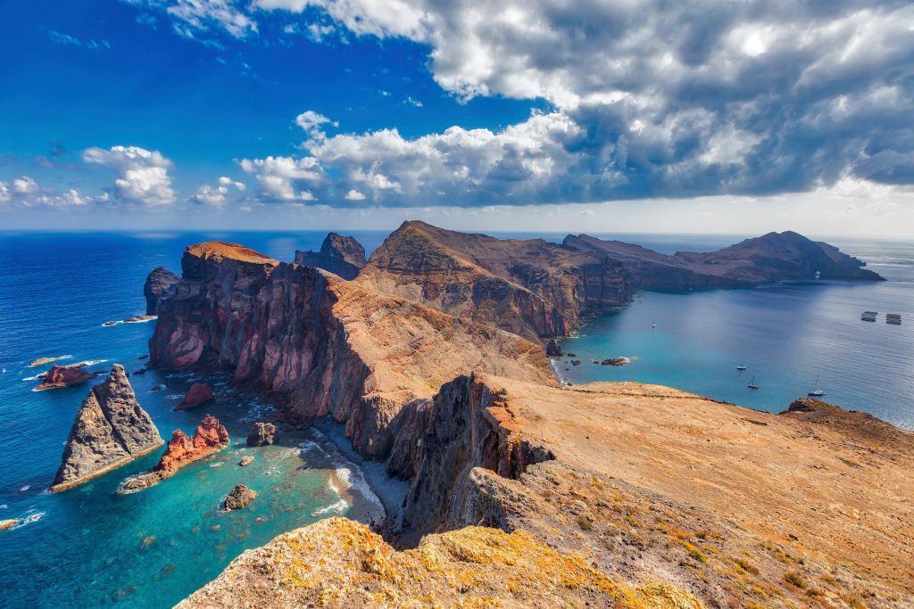 Portugal Madeira natur bjerge rejser