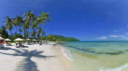 Vietnam Phu Quoc ø strand palmer rejser