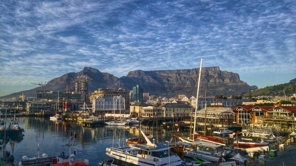 Sydafrika Taffelbjerget Rejser