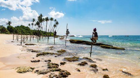 Sri Lanka Strand Rejser