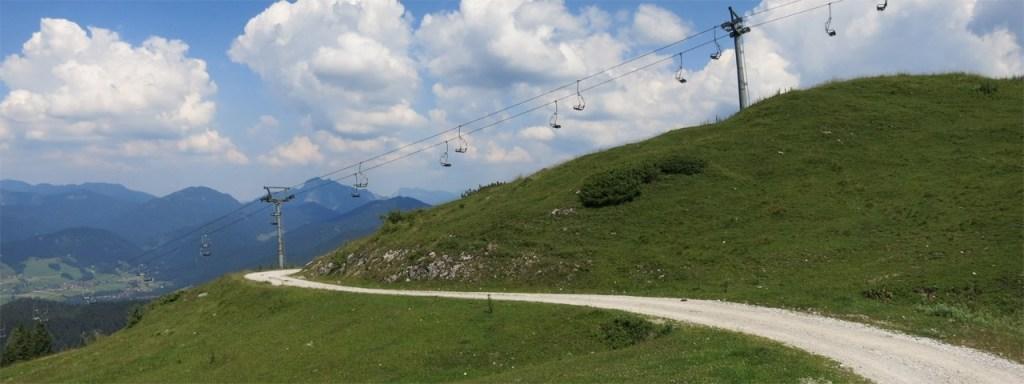 Østrig Johann in Tirol – Walchsee St. Johann cykelferie Rejser