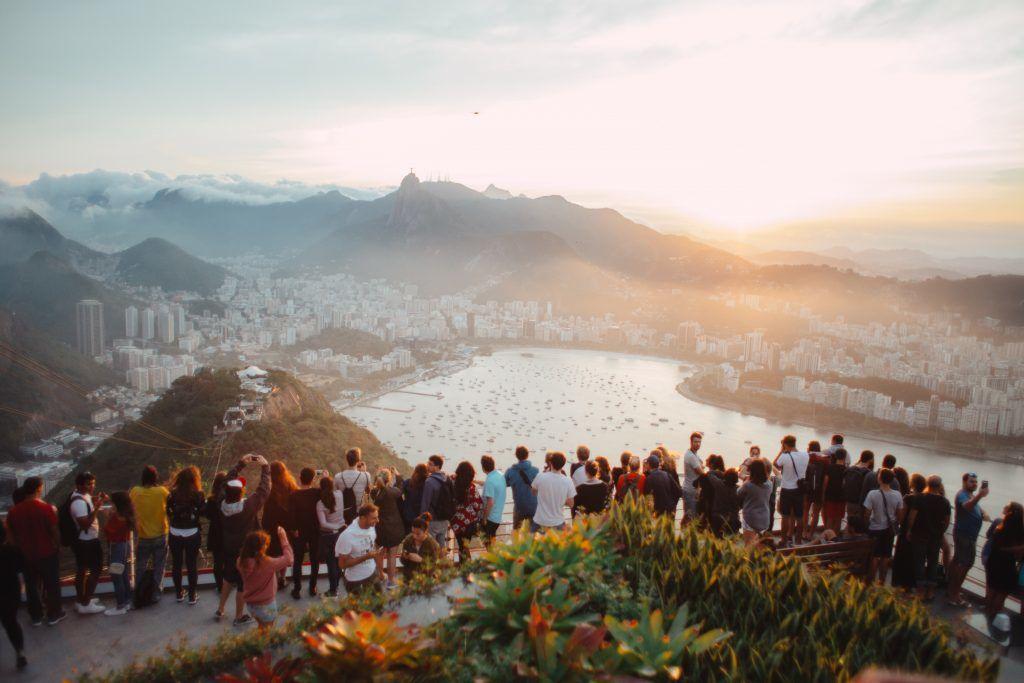 Brasilien Rio de Janeiro Udsigt Rejser