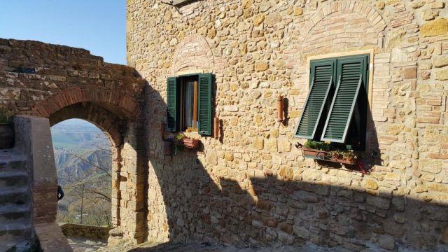 İtalya Volterra İnşaat seyahati