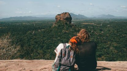 Sri Lanka Sigiriya Kongeklippen Rejser