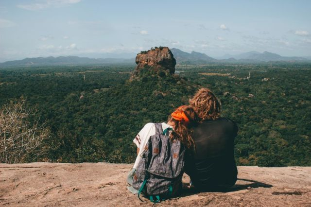 Voyage Sri Lanka Sigiriya King Rock