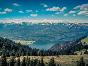 Avusturya Alpleri Seyahat