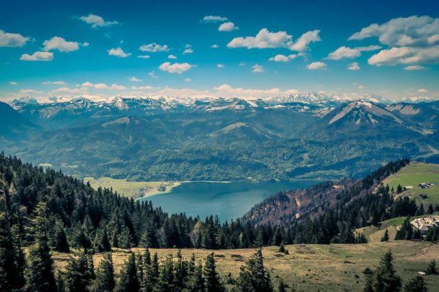 Österrikes alper reser