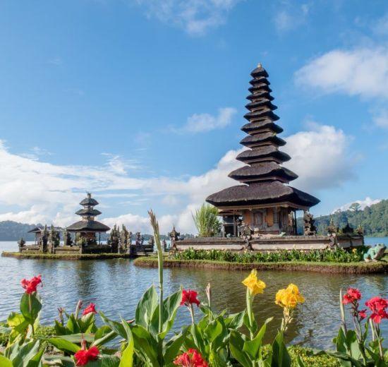 Bali tempel rejser