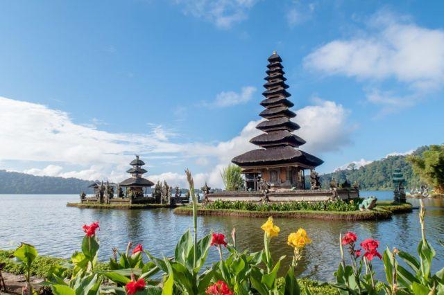 Putovanje hramom na Baliju