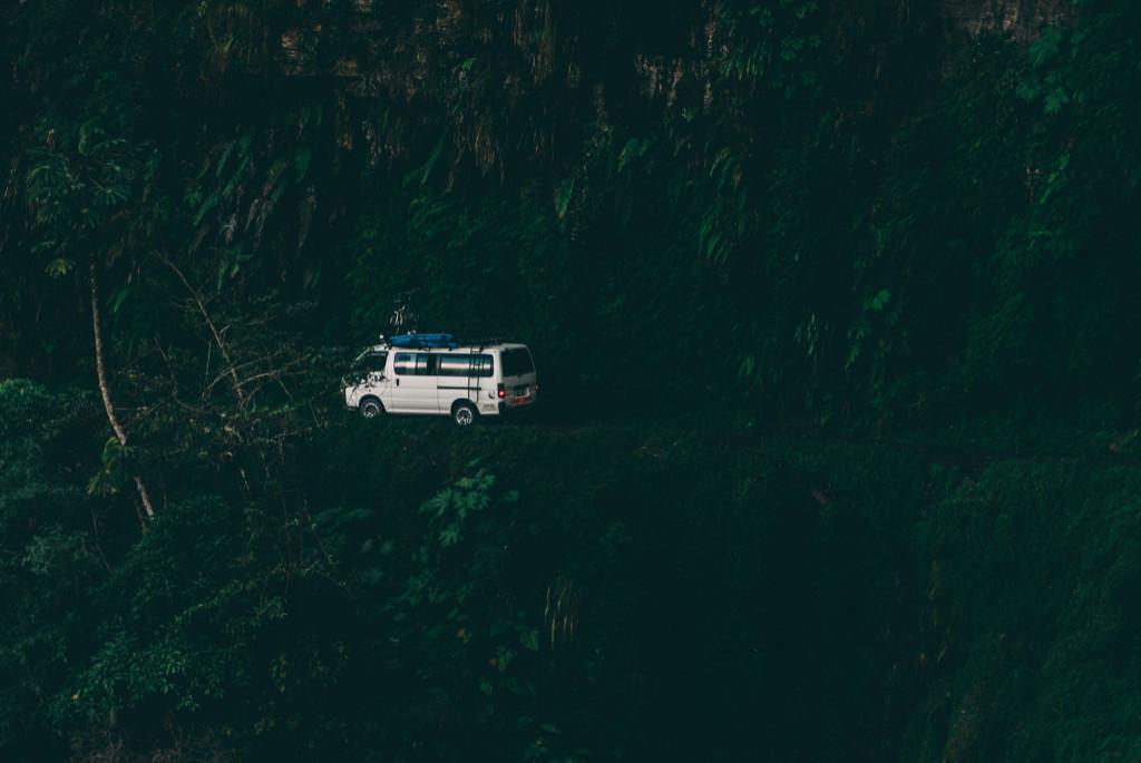 Bolivia _ Death Road - rejser