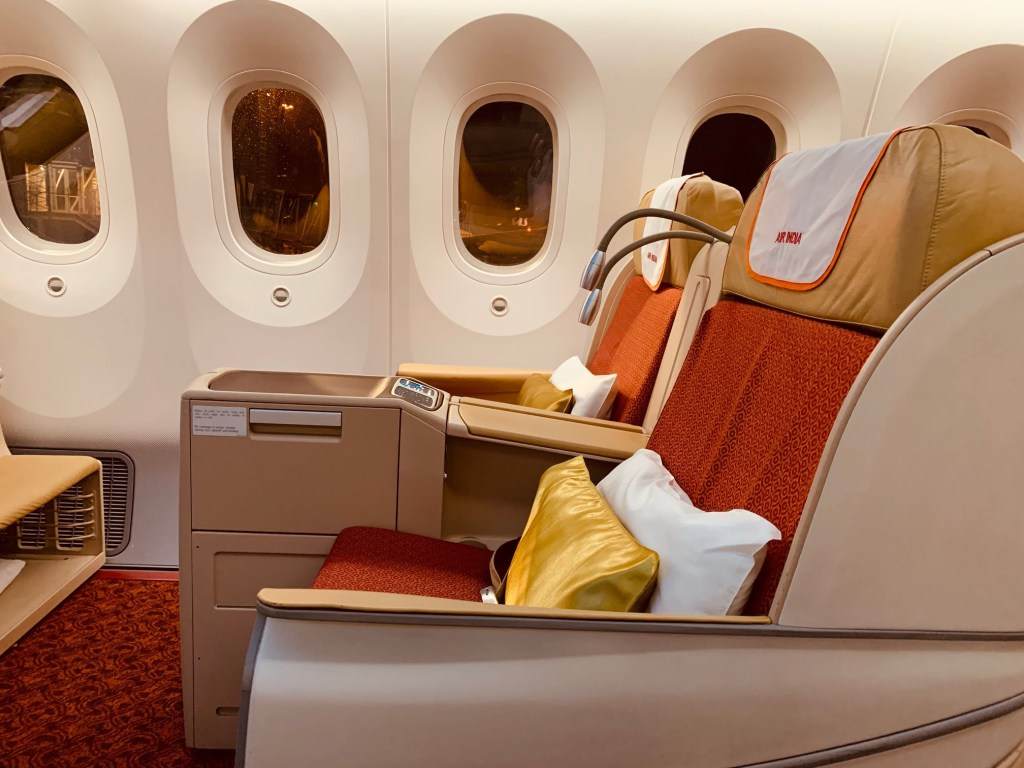Air India rejser fly