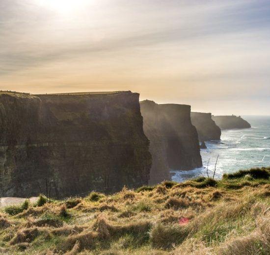 Irland - Cliffs of Moher - reise