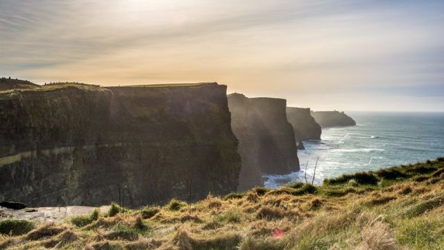 Ireland - Cliffs of Moher - travel