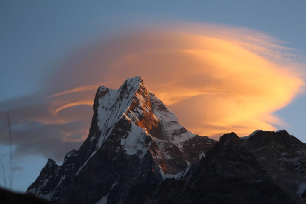 Nepal Phokara Himalaya
