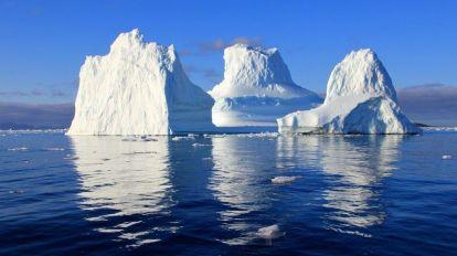 Grenland Iceberg Travel