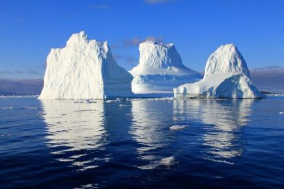 ग्रीनलैंड हिमखंड यात्रा