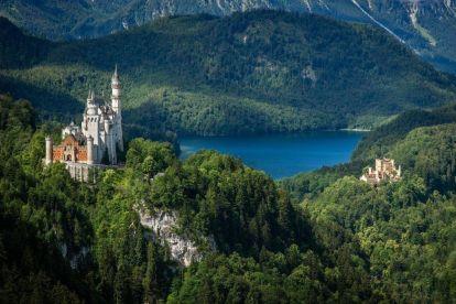 Niemcy Neuschwanstein Travel