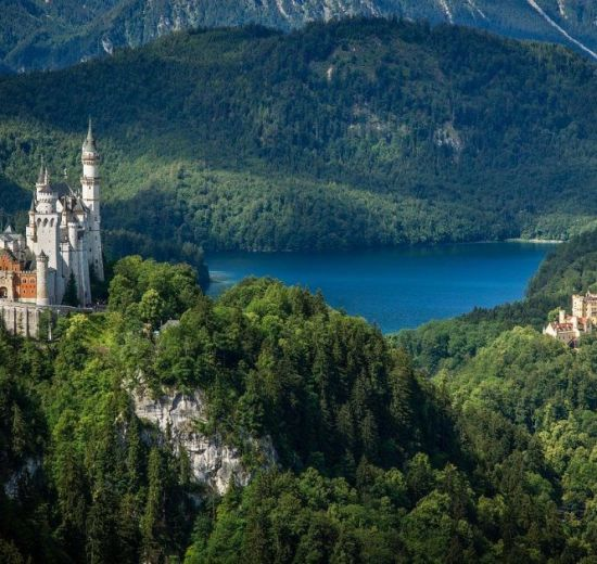 Alemanya Neuschwanstein Travel