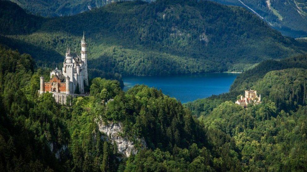 Tyskland Neuschwanstein Rejser