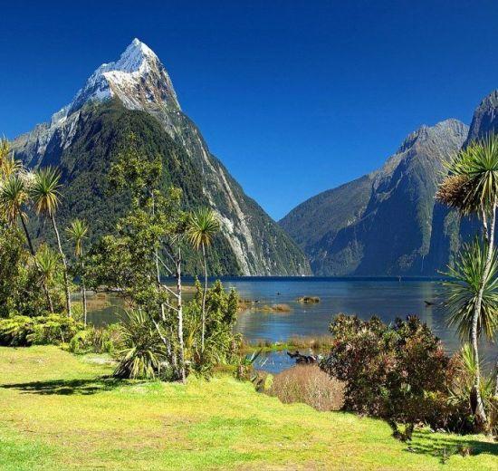 Paglalakbay sa Kalikasan ng New Zealand