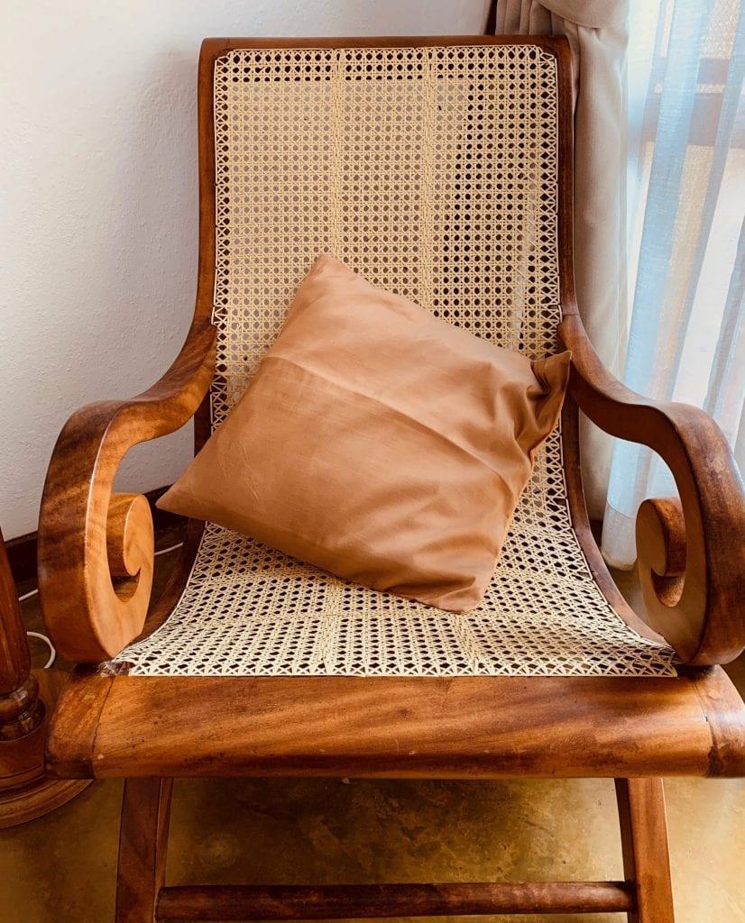 Sri Lanka - Barberyn ayurvedic beach resort weligama - stol - rejser
