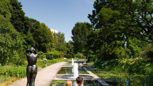Tyskland Potsdam Park rejser
