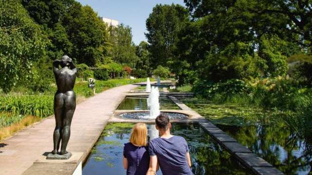 Njemačka Potsdam Park putovanja