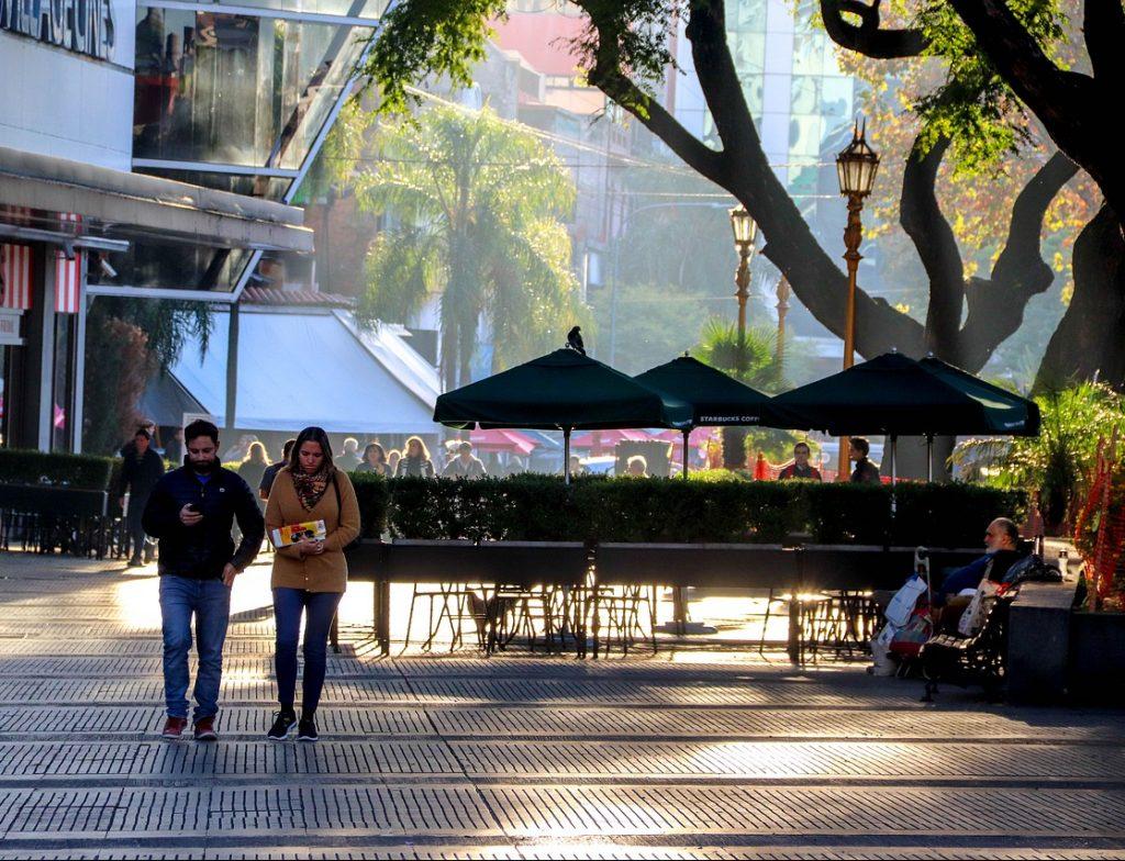 Argentina buenos aires recoleta rejser