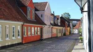 Danmark Odense rejser