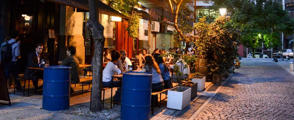 Argentina buenos aires cafe rejser