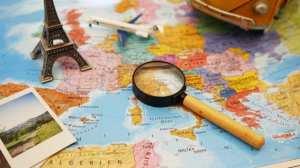 Karta Atlas planira putovanje