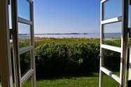 Denmark - window, summer - paglalakbay