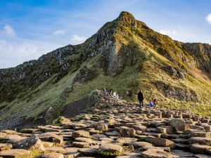 צפון אירלנד - דרך הענק - נסיעה
