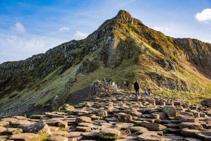 उत्तरी आयरलैंड - जायंट्स सेतु - यात्रा
