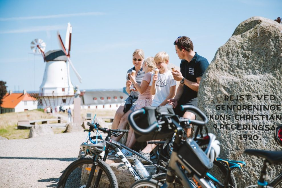 Dinamarca - Sønderjylland, Dybbøl Mølle (foto de VisitSønderjylland) - viagem