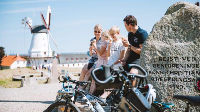 Danmark - Sønderjylland, Dybbøl Mølle (VisitSønderjyllands bilde) - reise