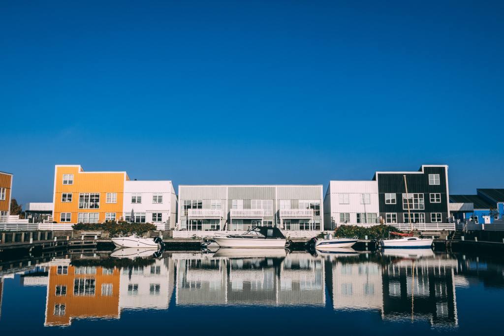 דנמרק - יוטלנד, Ebeltoft, איי בתי נופש - נסיעות - נופש ביוטלנד