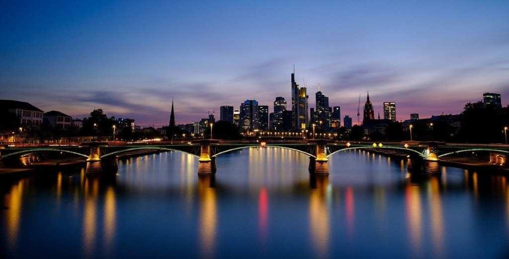 Tyskland bro rejser