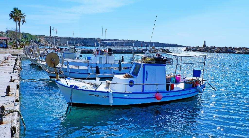 Síp - Paphos - Du lịch - Thuyền