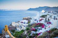 Greece - Santorini - Paglalakbay