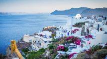 Grekland - Santorini - Resor