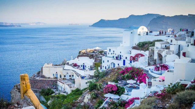 Grækenland - Santorini - rejser