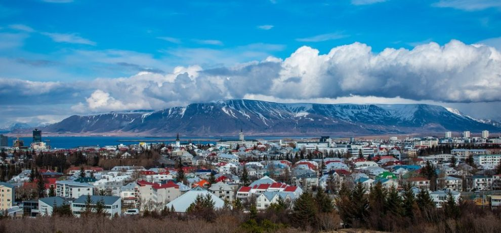 Island - Reykjavik - Rejser